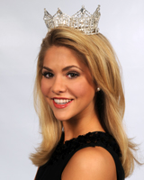 Miss America 2008 Kirsten Haglund