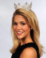 Miss America 2008 Kirsten Haglund