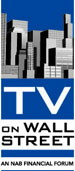 TV on Wall Street
