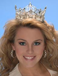 Miss America 2007's Lauren Nelson