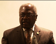 House Majority Whip James Clyburn