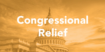Congressional Relief