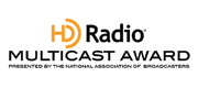 HD Radio Multicast Award