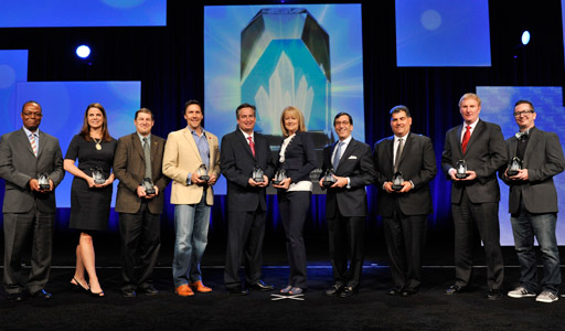 2015 Crystal Radio Award Winners