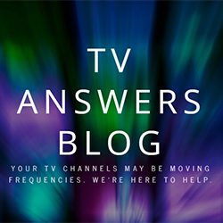 TV Answers Blog