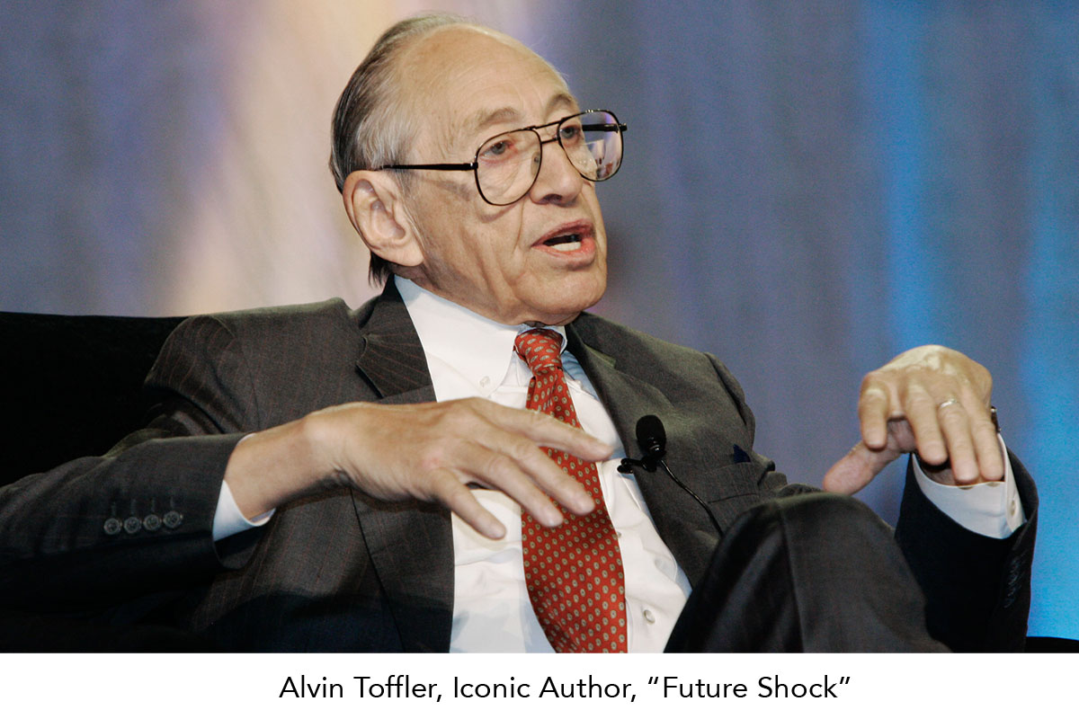 Alvin Toffler