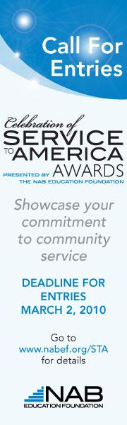 Service to America Awards