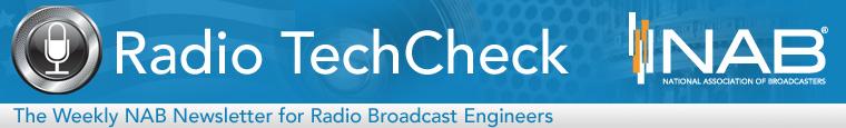 Radio Tech Check