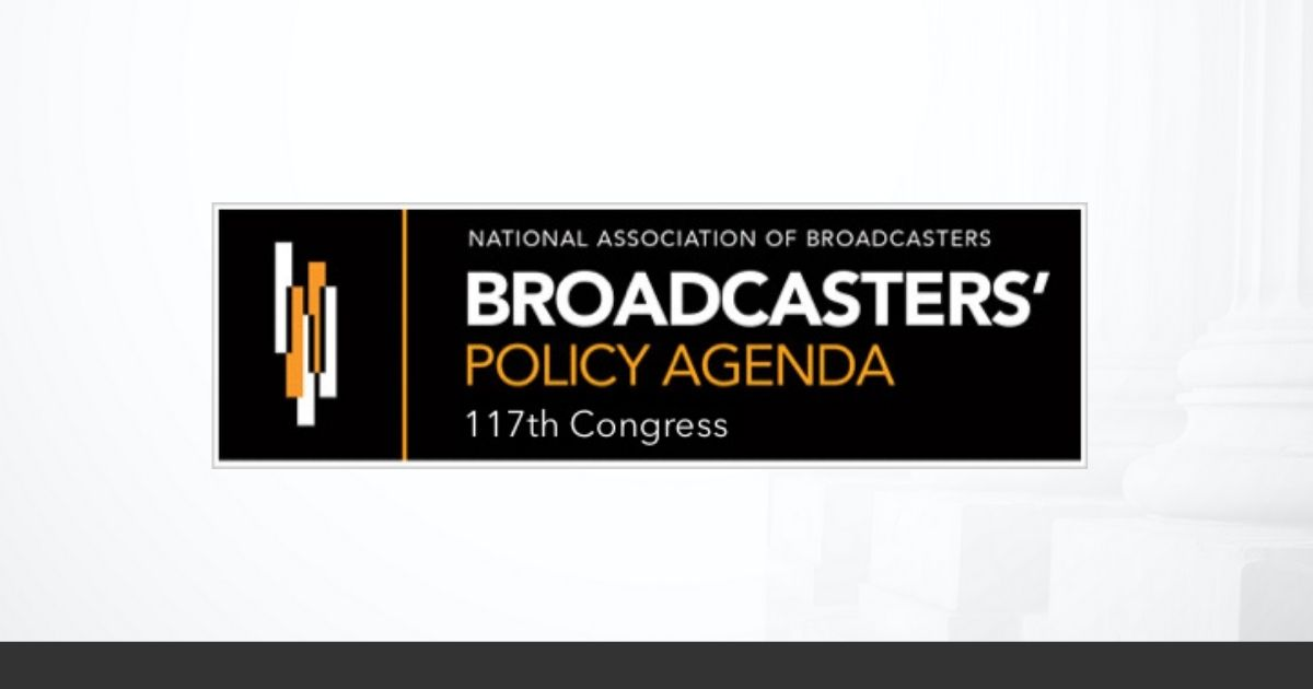 Broadcasters' Policy Agenda