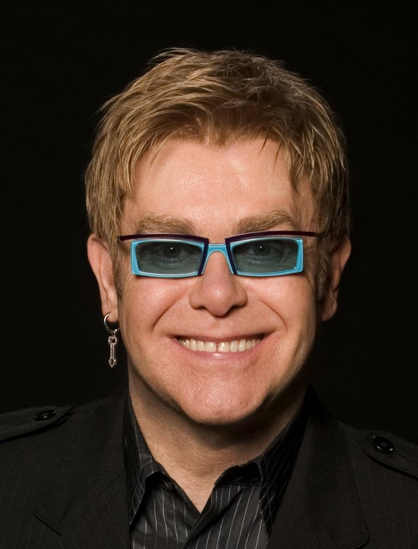 Pictures Elton John 88