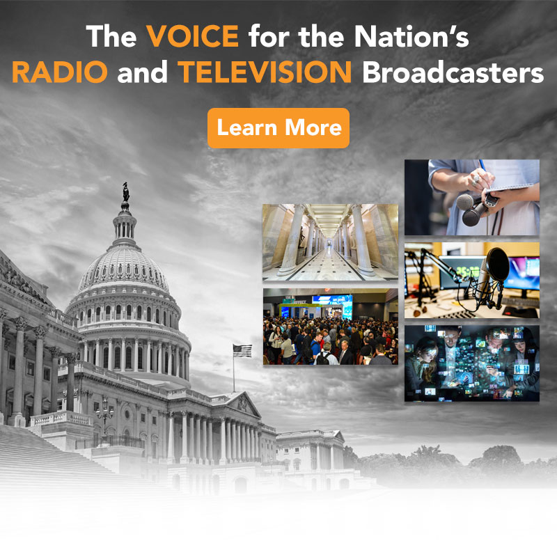 NAB| The Voice for the Nation's Radio and Television Broadcasters